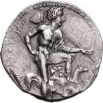 Монета Седжесты, 405-400 гг. до н.э