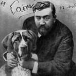Куприн и меделянская собака